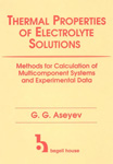 Thermal Properties of Electrolyte Solutions: Methods for Calculation of Multicomponent Systems and Experimental Data
