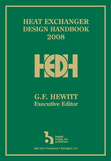 Heat Exchanger Design Handbook 2008 (HEDH 2008)