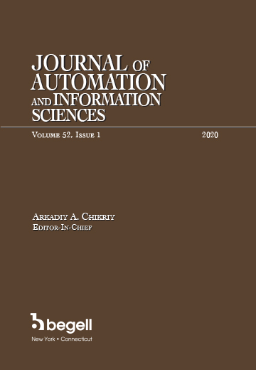 Journal of Automation and Information Sciences