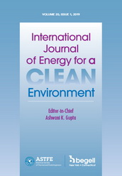 International Journal of Energy for a Clean Environment