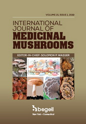 International Journal of Medicinal Mushrooms
