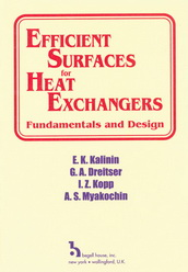 Efficient Surfaces for Heat Exchangers. Fundamentals and Design