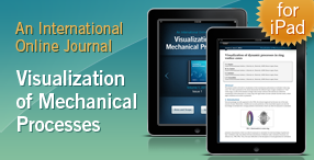 An International Online Journal Visualization of Mechanical Processes for iPad